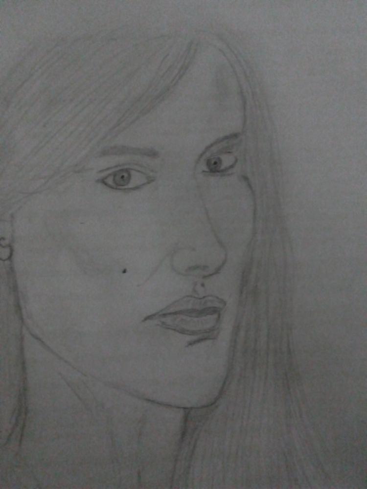 Natalie Portman by rajagopal1